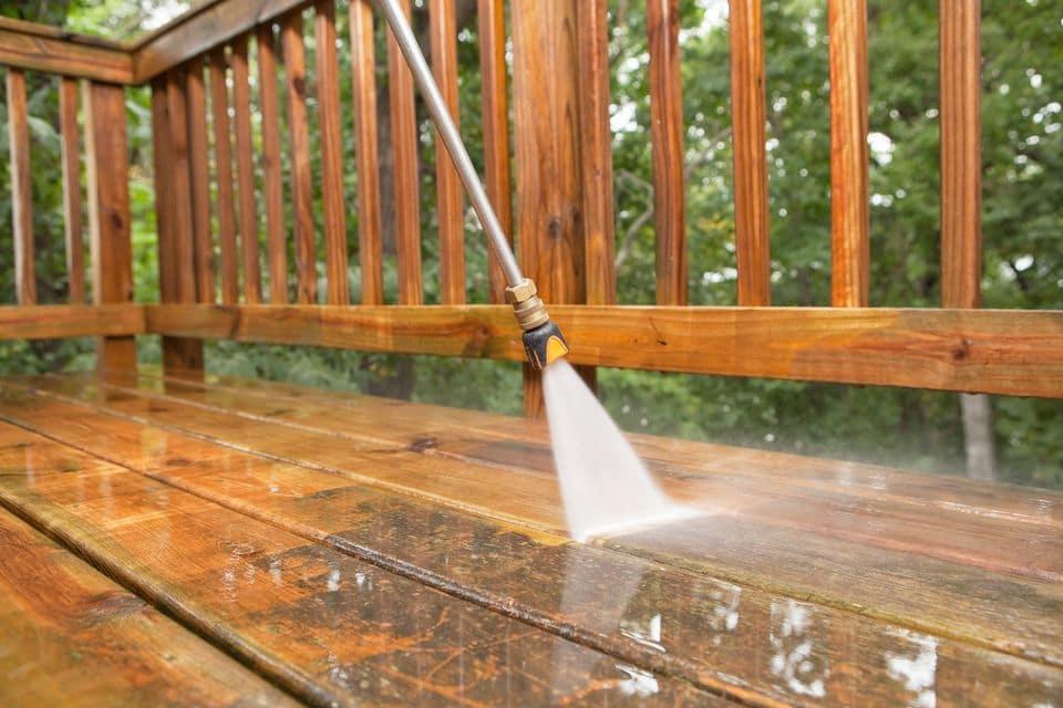 deck cleaning & restoration pressure washing birmingham, pelham AL