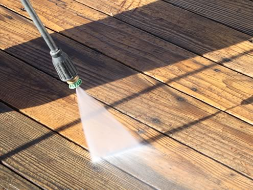power washing service company - residential