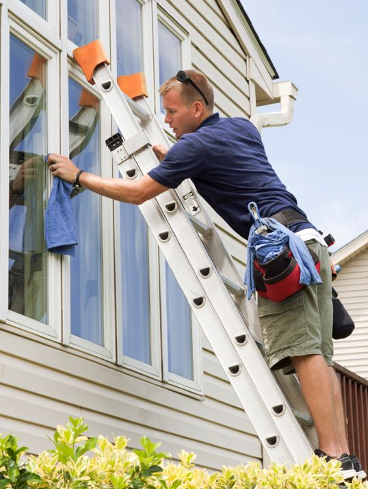 Professional Window Cleaning Services in Birmingham, AL