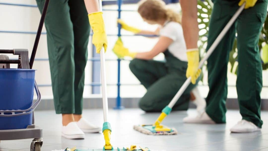 5 BENEFITS OF HIRING A GOOD CLEANING SERVICE